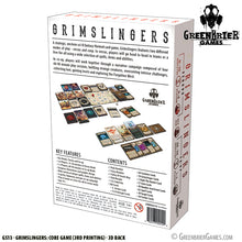 Load image into Gallery viewer, GS13 - Grimslingers: Core Game(3E)