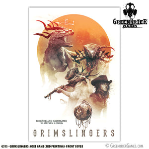 GS13 - Grimslingers: Core Game(3E)
