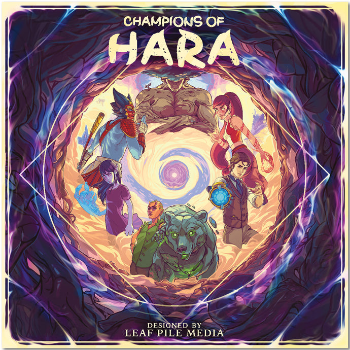 HA01 - Champions of Hara