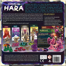 Load image into Gallery viewer, HA02 - Champions of Hara: Chaos on Hara (Expansion)
