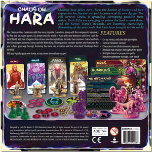 HA02 - Champions of Hara: Chaos on Hara (Expansion)