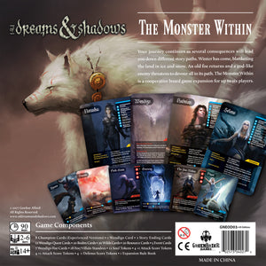 OD03 - Of Dreams & Shadows: The Monster Within (Expansion)