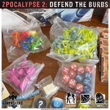 Load image into Gallery viewer, ZB01 - Zpocalypse 2: Defend the Burbs