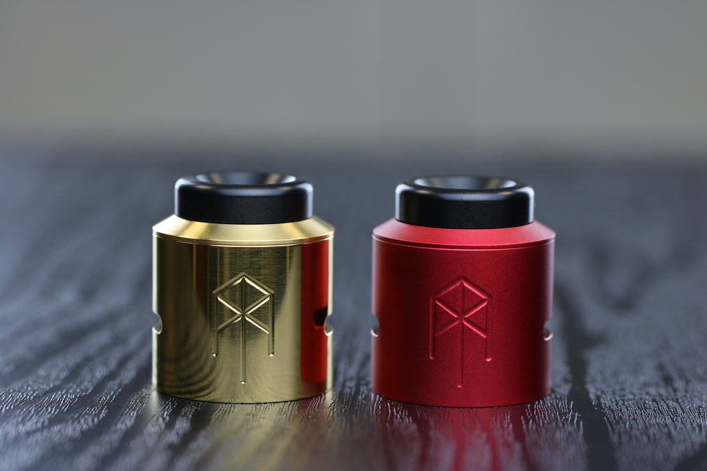 TERK V2 (unloaded) - COLOR RDA's