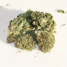 Load image into Gallery viewer, Wu 5 -15.2% CBD, Haze, Gassy, Skunk, Indica, Rest, OutdoorGrown