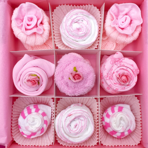 This is a stunning little baby gift for a baby girl the perfect new