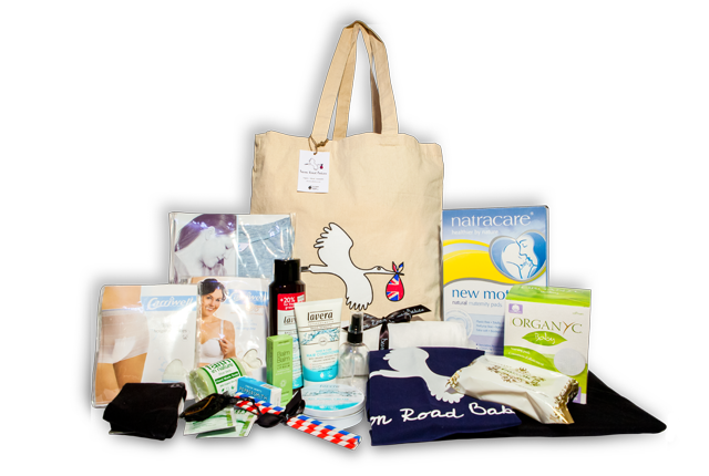 Handpicked essentials for Prepacked Overnight & Labor Hospital Bag for Mum & Baby
