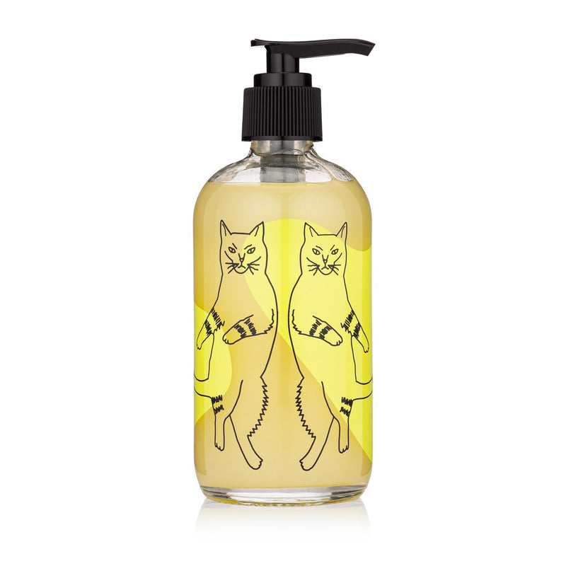 GRAPEFRUIT MINT<br>hand + body wash