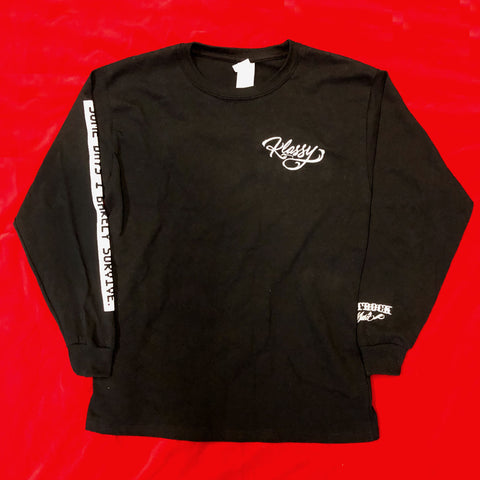 Klassy - 'Balance' Long Sleeve T-Shirt
