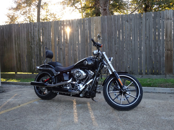 Classic With Pad Mount For Breakout Harley Davidson Sissy