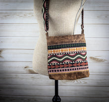 Load image into Gallery viewer, Wax Canvas Crossbody Bag -86-117