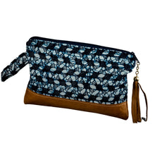 Load image into Gallery viewer, Leather Wristlet Clutch - Atticus Finch