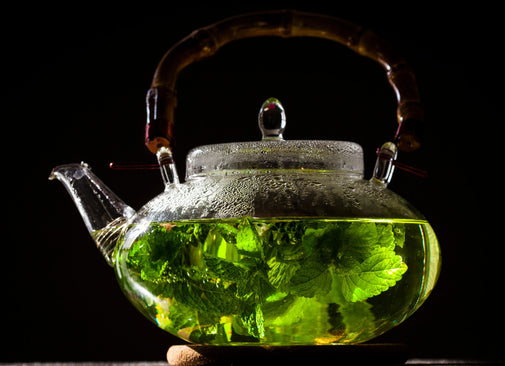 Peppermint Tea - The Key To Healthy Skin & Hair?