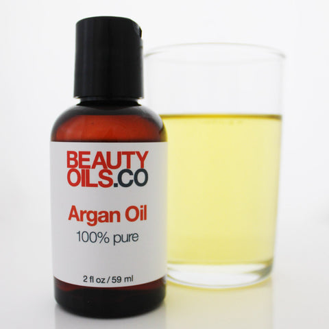 5 Great Beauty Oils for Your Face | Argan Oil