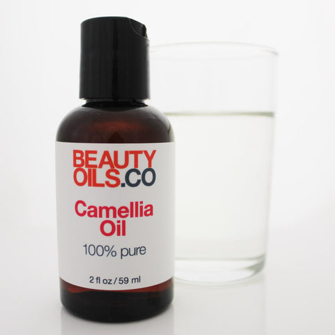 5 Great Beauty Oils for Your Face | Camellia Oil