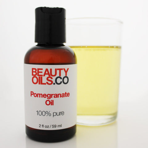 5 Great Beauty Oils for Your Face | Pomegranate Seed Oil