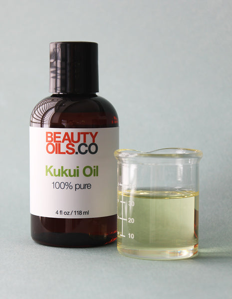 Kukui Oil For Natural Hair