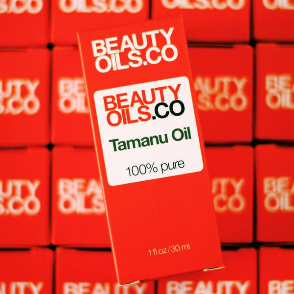 Tamanu Oil for Acne and Skin Beauty