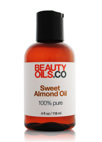 Sweet Almond Oil - 100% Pure - BEAUTYOILS.CO - Beauty Oil - 2