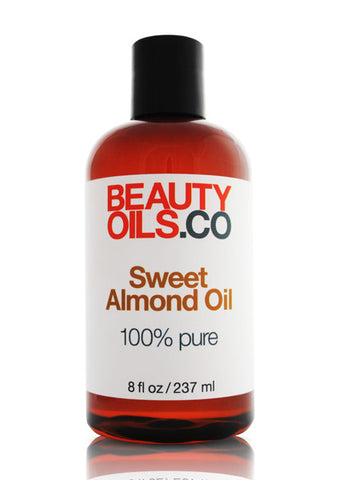 Sweet Almond Oil - 100% Pure - BEAUTYOILS.CO - Beauty Oil - 3