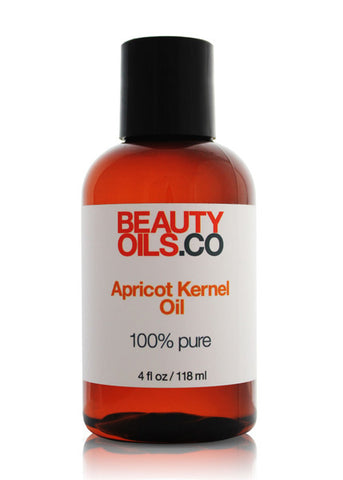 Apricot Kernel Oil - 100% Pure - BEAUTYOILS.CO - Beauty Oil - 2