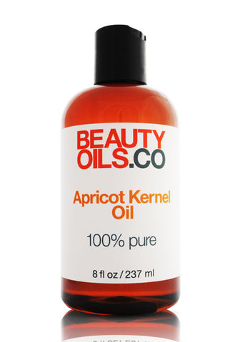 Apricot Kernel Oil - 100% Pure - BEAUTYOILS.CO - Beauty Oil - 3