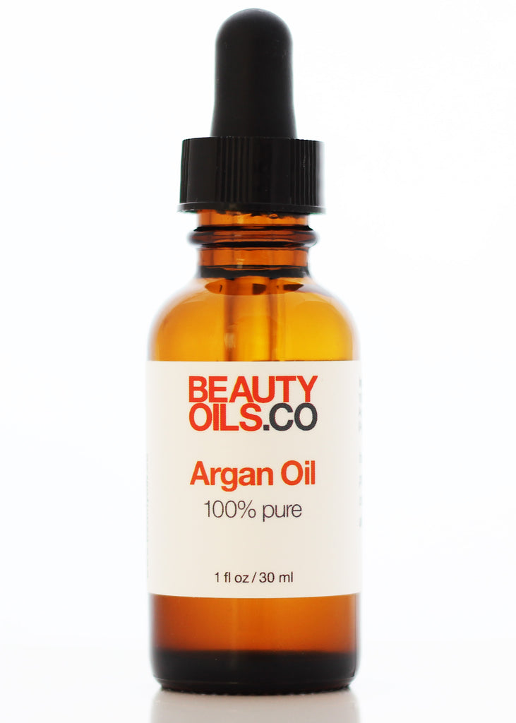 Argan Organic Beauty Face Oil 1 oz BEAUTYOILS