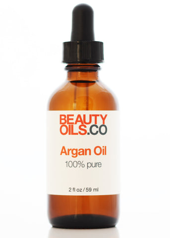 Argan Organic Beauty Face Oil 2 oz BEAUTYOILS