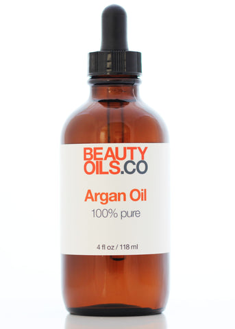 Argan Organic Beauty Face Oil 4 oz BEAUTYOILS