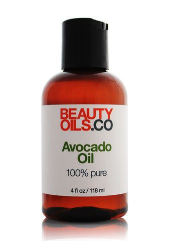 Avocado Oil - 100% Pure - BEAUTYOILS.CO - Beauty Oil - 2