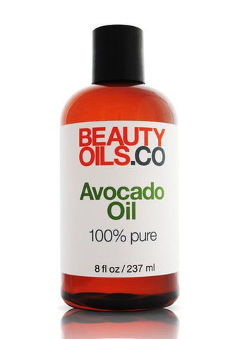 Avocado Oil - 100% Pure - BEAUTYOILS.CO - Beauty Oil - 3