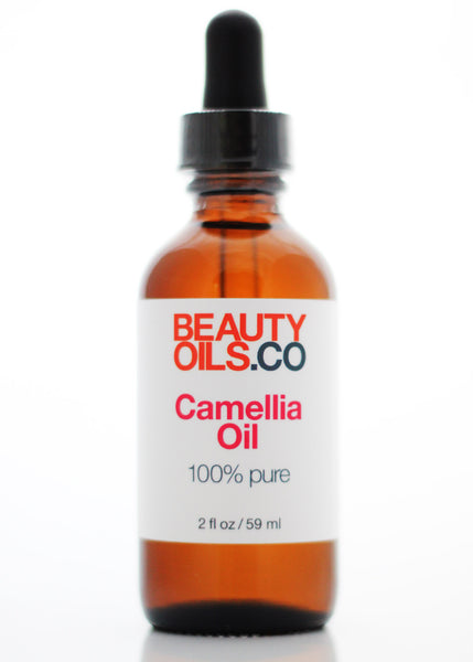 Camellia Oil For Face Skin And Hair Beautyoils Co
