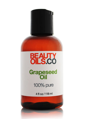 Grapeseed Oil - 100% Pure - BEAUTYOILS.CO - Beauty Oil - 2
