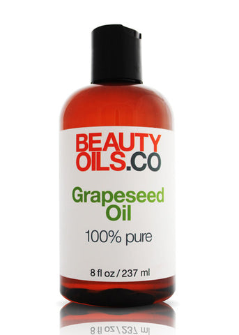 Grapeseed Oil - 100% Pure - BEAUTYOILS.CO - Beauty Oil - 3
