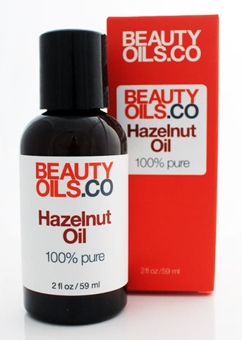 Hazelnut Oil - 100% Pure