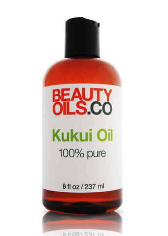 Kukui Oil - 100% Pure - BEAUTYOILS.CO - Beauty Oil - 3
