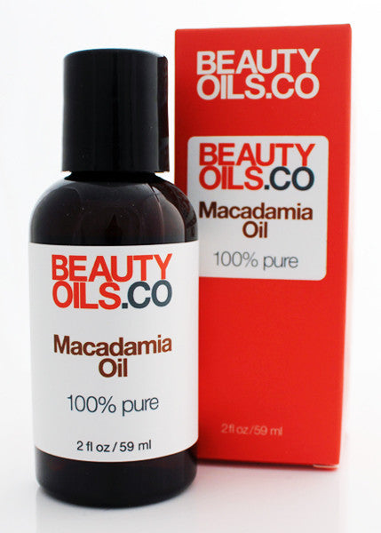 Macadamia Oil - 100% Pure - BEAUTYOILS.CO - Beauty Oil - 1