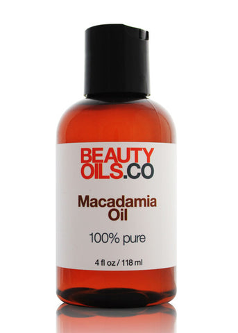 Macadamia Oil - 100% Pure - BEAUTYOILS.CO - Beauty Oil - 2