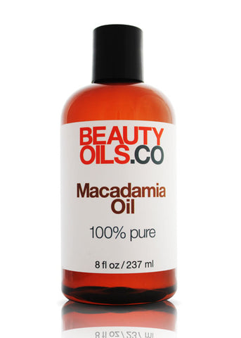 Macadamia Oil - 100% Pure - BEAUTYOILS.CO - Beauty Oil - 3