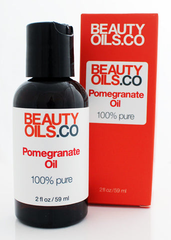 Pomegranate Seed Oil - 100% Pure Cold Pressed