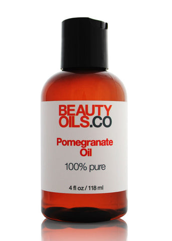 Pomegranate Seed Oil - 100% Pure - BEAUTYOILS.CO - Beauty Oil - 2