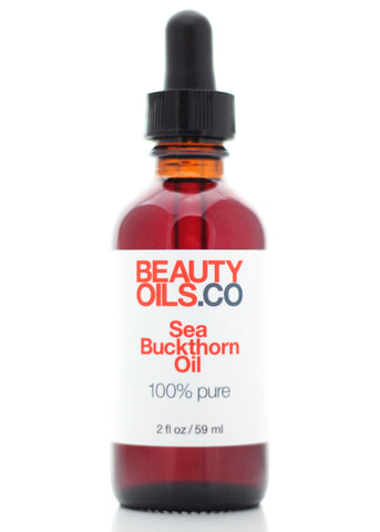 Sea Buckthorn Berry Oil - 100% Pure