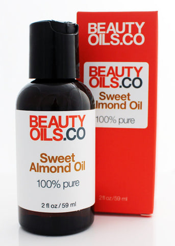 Sweet Almond Oil - 100% Pure - BEAUTYOILS.CO - Beauty Oil - 1
