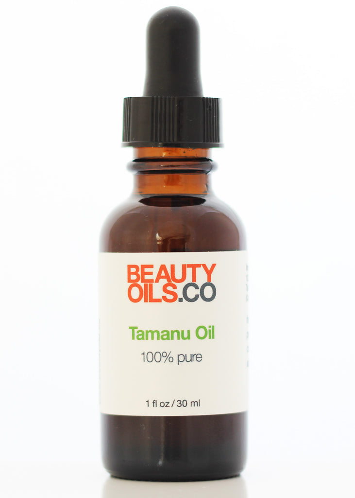 Tamanu Oil - 100% Pure Cold-Pressed