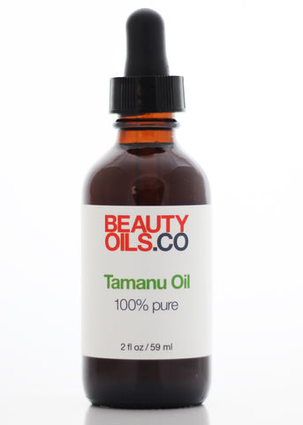 Tamanu Oil - 100% Pure Cold Pressed Virgin