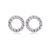 Circle of life classic small studs