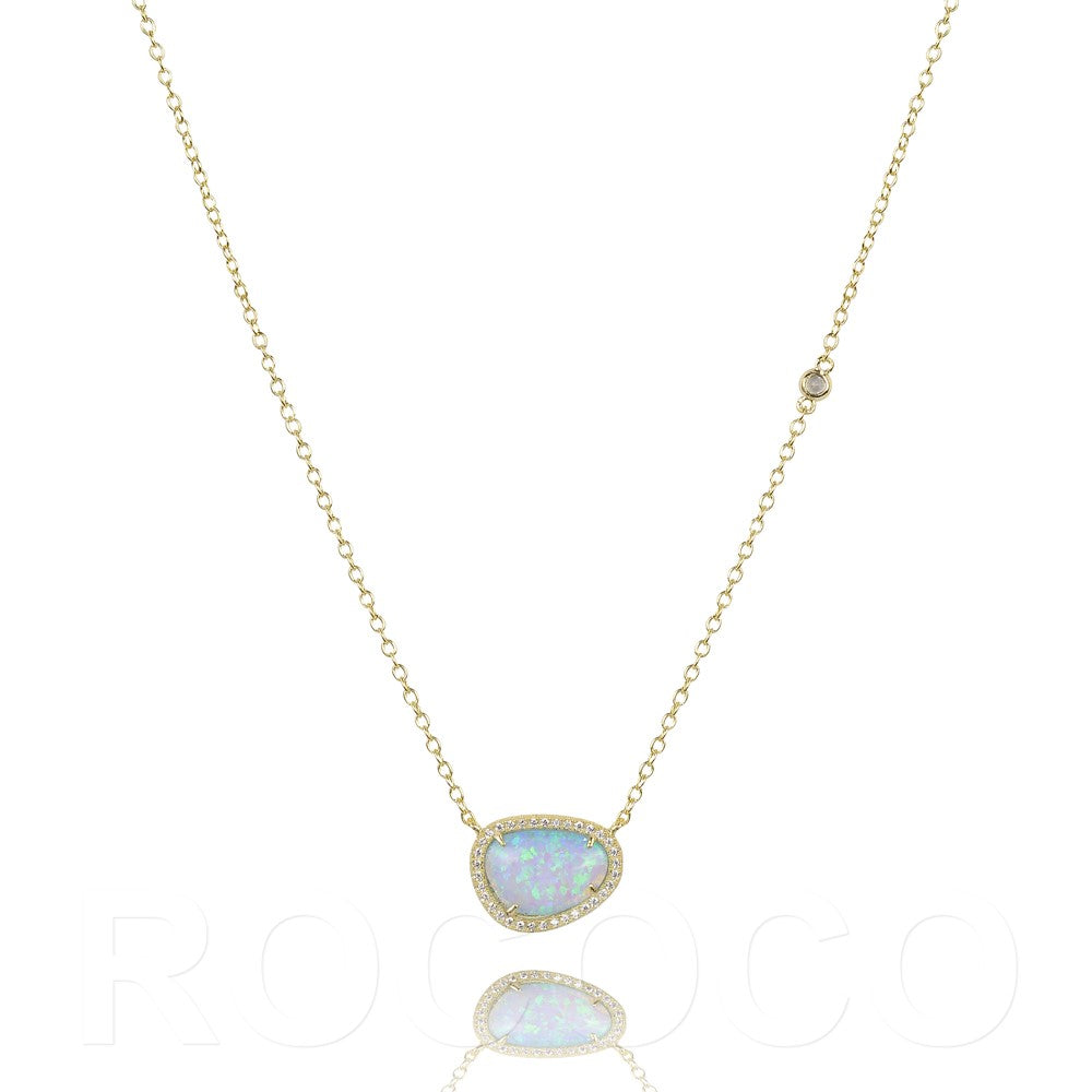 Magical opalite necklace