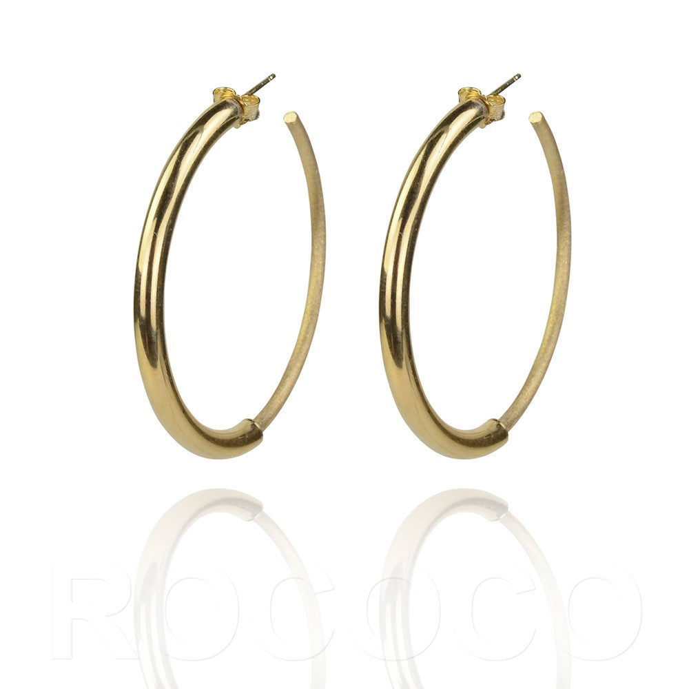 Large karma hoops