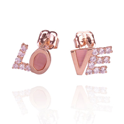 Surrender to love earings