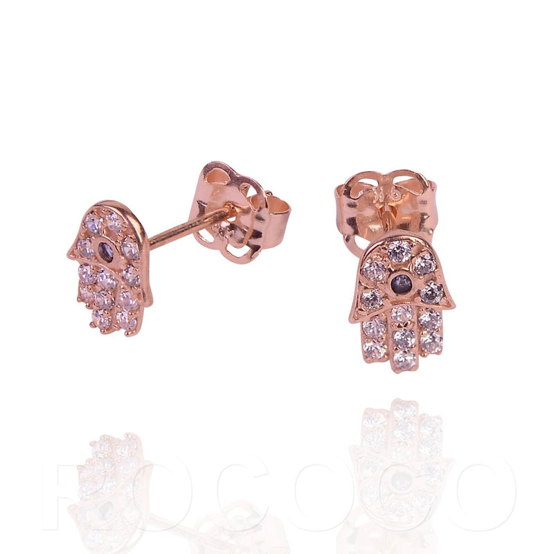 Ptotection and good luck faith earings